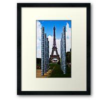 Tour Eiffel - Paris Framed Print