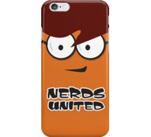Nerds United - Solidarity Bros iPhone Case/Skin