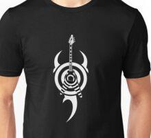 zakk wylde's gibson flying v bullseye tribal Unisex T-Shirt