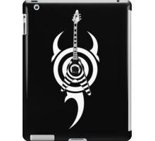 zakk wylde's gibson flying v bullseye tribal iPad Case/Skin