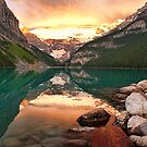 Lake Louise by Beth Mason