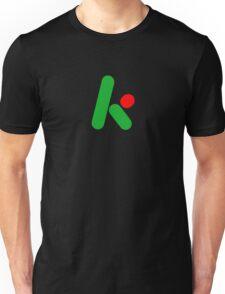 2D version of The Krypton Factor logo T-Shirt