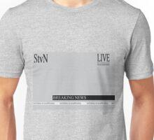 Nothing on television Unisex T-Shirt