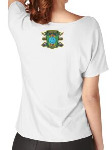 Watchmen - Nam Patch (embroidered) Top Center Women's Relaxed Fit T-Shirt