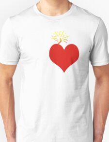 Coronary Unisex T-Shirt