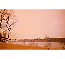 Hudson River. New York Photographic Print
