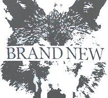 Brand New  by poppunkk1