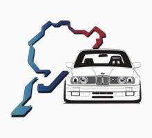 BMW Nurburgring e30 by Sonia Maillet