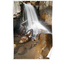 Drakensberg Waterfall Poster