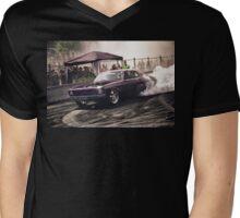 INTENSE Motorfest Skid Mens V-Neck T-Shirt
