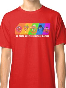 Dr Teeth and the Electric Mayhem Rainbow (The Muppets) Classic T-Shirt