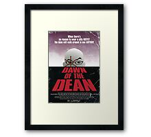 Dawn Of The Dean Framed Print