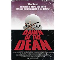 Dawn Of The Dean Photographic Print