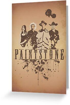 Paintstone by studown