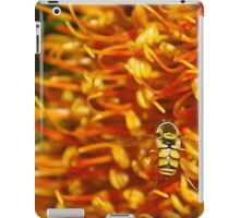 Hover Fly landing. iPad Case/Skin