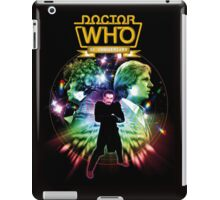DR WHO 2 WHOS iPad Case/Skin