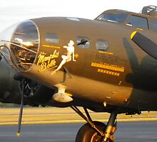 B-17 Memphis Belle in Smyrna, TN - 2 by Shoot16mm