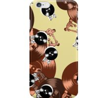 Vinyl Fight Desert Camo iPhone Case/Skin