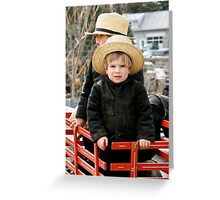 Gentle Children Greeting Card