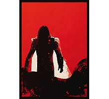 Thor [minimalist poster] Photographic Print