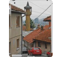 Red car iPad Case/Skin