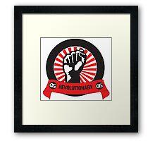 OG Revolutionary  Framed Print