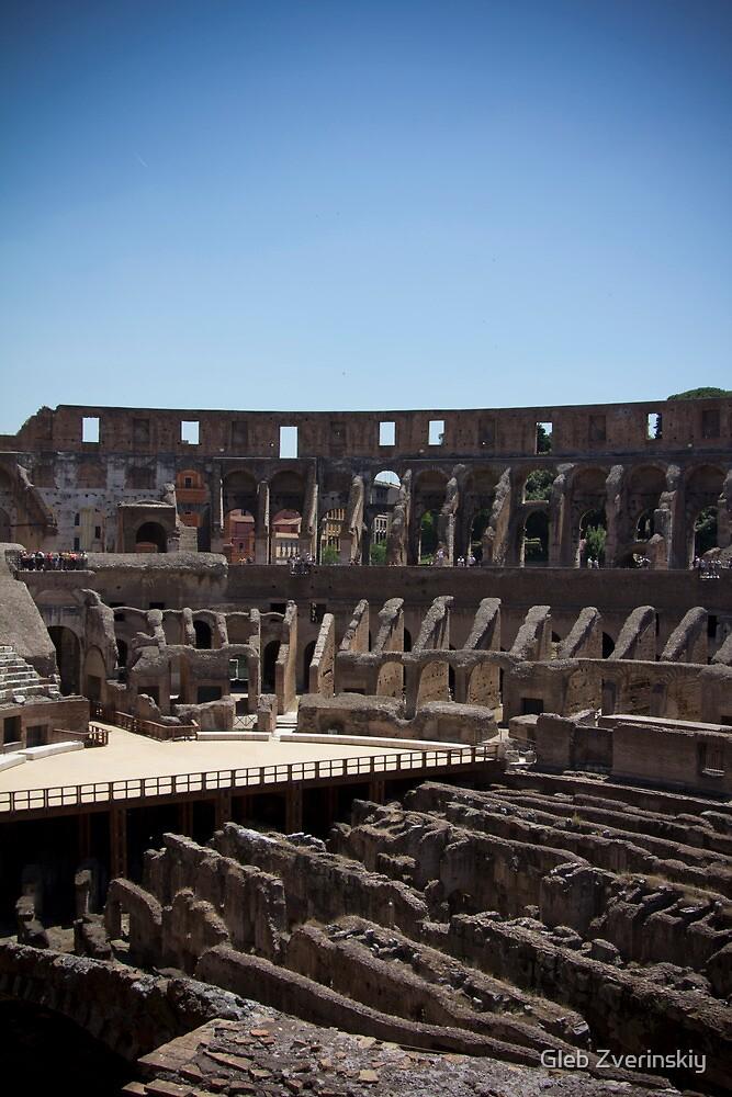Colosseum by Gleb Zverinskiy