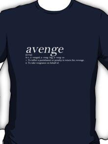 Avenge T-Shirt