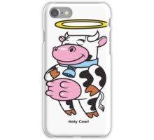 Holy Cow! iPhone Case/Skin