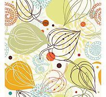 Light autumn Photographic Print