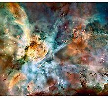 Cariana Nebula Series V by Jeff Pierson