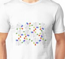 Lab Blood Collection Tubes Unisex T-Shirt