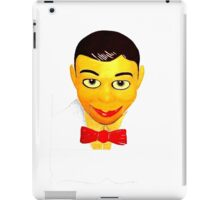 Bow Tie and face iPad Case/Skin