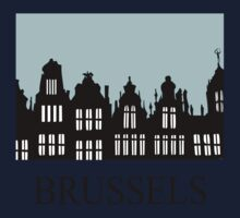 Brussels Grand Place / Grote Markt Kids Clothes