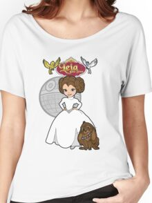 A Forceful Princess Women's Relaxed Fit T-Shirt