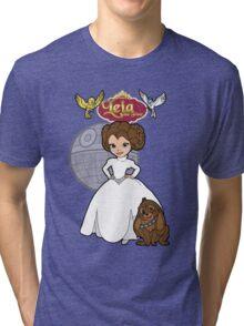 A Forceful Princess Tri-blend T-Shirt