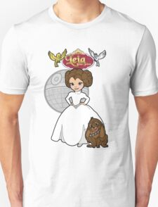 A Forceful Princess T-Shirt