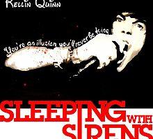 BEST SELLER KELLIN QUINN SLEEPING WITH SIRENS by afifafaizati