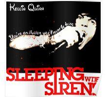 BEST SELLER KELLIN QUINN SLEEPING WITH SIRENS Poster