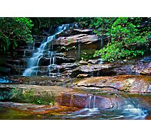 Somersby Falls, NSW, Australia Photographic Print