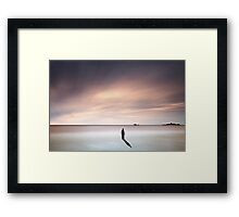 new born dream Framed Print