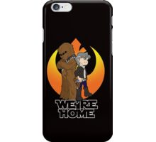 Home at Last iPhone Case/Skin