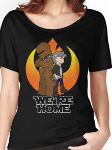 Home at Last Women's Relaxed Fit T-Shirt