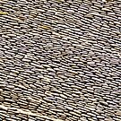 Pebble Wall by Karen Stackpole