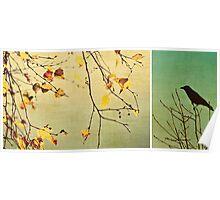 L'oiseau Poster