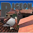 Alphabet ZOO - PIGEON by Koekelijn