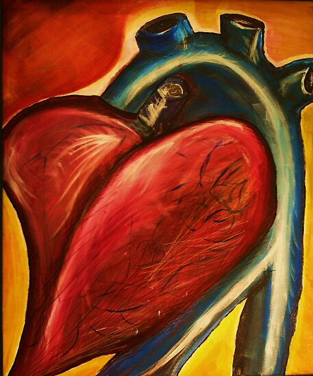 The heart of nursing by relobakm