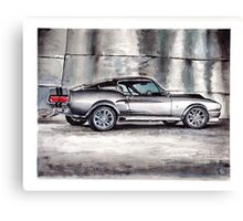 Eleanor - Shelby GT500 Canvas Print