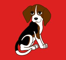 Cute Beagle Puppy Unisex T-Shirt