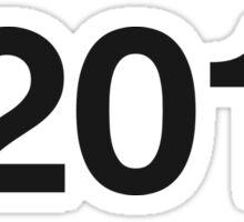 2015 Sticker